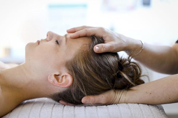 Physiotherapie Praxis Wolkersdorf - Cranio Sacrales Balancing