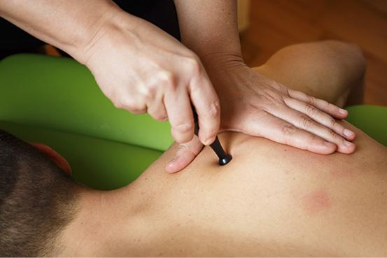 Physiotherapie Praxis Wolkersdorf - Myofasziale Triggerpunkt Therapie