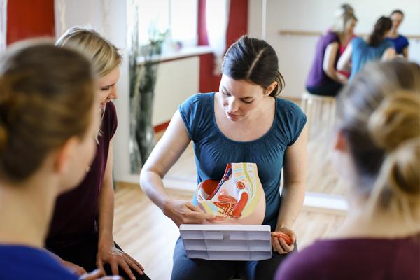 Physiotherapie Praxis Wolkersdorf - Rückbildungsgruppe