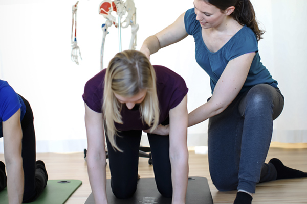 Physiotherapie Praxis Wolkersdorf - Morbus Bechterewgruppe